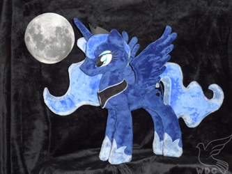 Luna Princess of the Night by WhiteDove-Creations