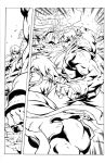 Street Fighter inks5 by madman1