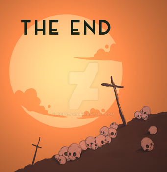 THE END by Oufstar