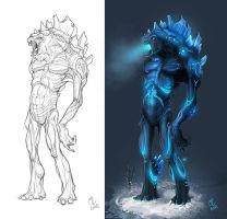Ice Giant by Miggs69