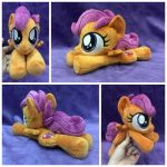 Scootaloo Beanie by equinepalette