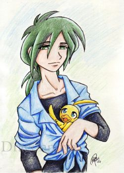 Because I Love my Duck by dragonnova