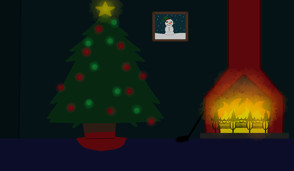 Christmas Background by theartisan2
