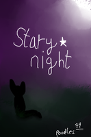 Stary night art by Ferretser