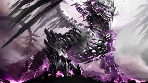 .:Purple Dragon:. by Venetrix