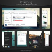 Charming for Windows 8/8.1 by Carborunda