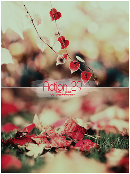Action 29 + PSD by diastereomer