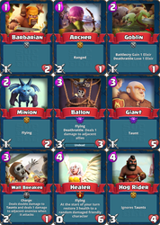 Clash Cards by Th3Sixth