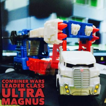 Ultra Magnus (Vehicle Mode) by roldimus