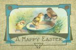 Happy Easter. Let's Eat! by Yesterdays-Paper