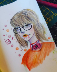 Deadly Velma by Aderian01