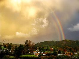 Heavenly Rainbow by happytimer