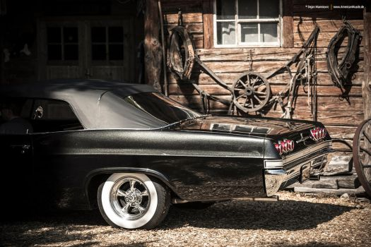 1965 Chevrolet Impala Convertible - Shot 2 by AmericanMuscle