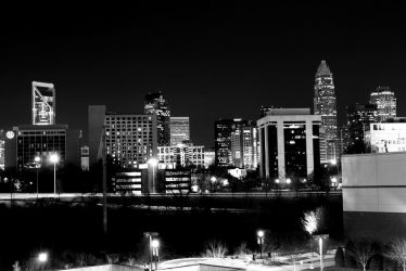 Charlotte Skyline by car0003