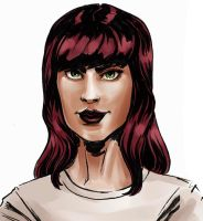 Mary Jane Watson by spinningandslashing