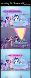 Nothing To Sneeze At by Evil-DeC0Y