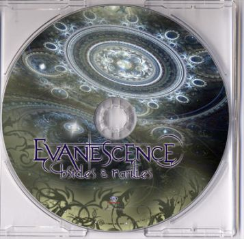 Evanescence Bsides-Rarities CD by padron-rock