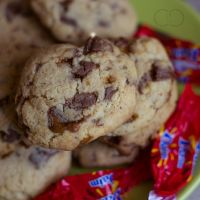 Cookies aux Daims by ClaraLG