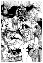 Exiles by PeterPalmiotti