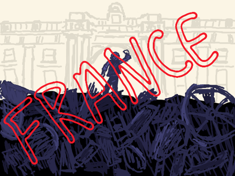 France's Barricade by MrBirlingsTalisker