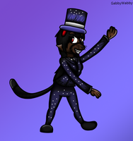 GabbyWabby Delighted by GabbyWabbyTheCat