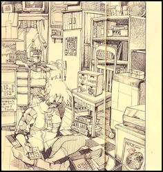 Collection of some dear junk by DonPixe