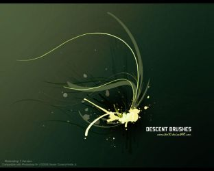 Descent Brushes - PS7 by kabocha