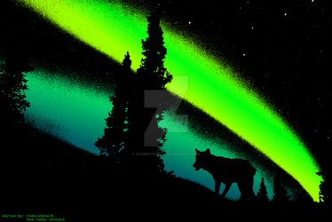 Revamped Image: Wolf Lights by ZombiePwner5