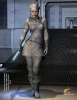 Brianna Last Handmaiden V4 by intrepid1708