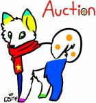 Auction (CLOSED!) by Trupokemon