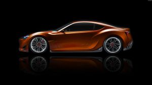 Scion FR-S Concept 2011 by HAYW1R3