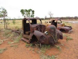Rustic Plymouth PT-81 Cab Chassis by TricoloreOne77