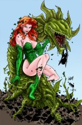 Poison Ivy by firepunk626
