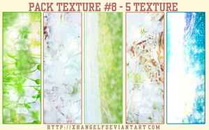 [SHARE] TEXTURES - PACK #8 - 5TEX by xhangelf