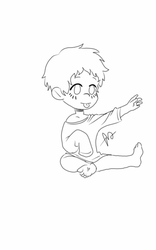 I DID A BABY. by xXQueen-SpoopyXx