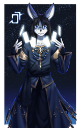 Astrologian Nukude by Nukude