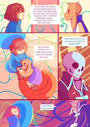 Undertale comic - Hellsiblings - 81 by marvyanaka
