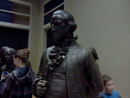 George Washington Statue by Musicwritesmylife