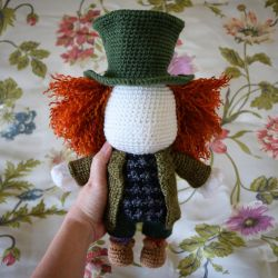 Mad Hatter WIP by aphid777