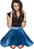 Lea Michele png 3 by VelvetHorse