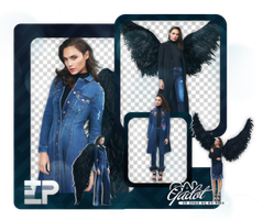 PACK PNG 416 // GAL GADOT by ELISION-PNGS