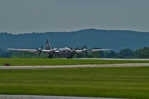 B-29 FIFI ready for take off by Hero-Ritsuka