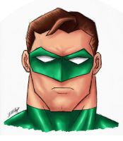 Green Lantern by Lazaer
