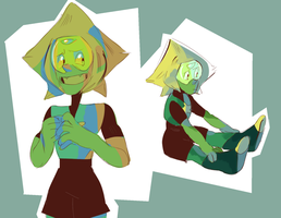 Star Peridot by PastelWing