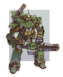 Transformers - Autobot Hound by emersontung