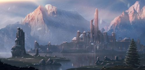 Frostgard - The Stronghold of the North by Aeon-Lux
