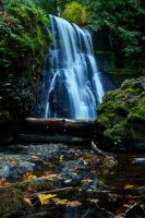 Upper North Falls by sivousplay
