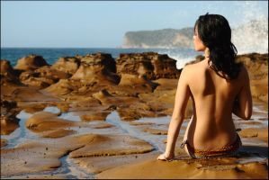 Stacey - back to the beach 2 by wildplaces