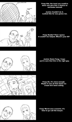 Theresa Page 8 (storyboard) by DKLreviews