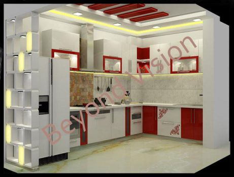 Modular Kitchen Designer In Delhi by beyondvisionint